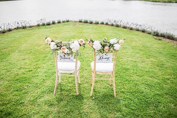 你心目中最美的婚禮場地